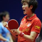 中国女子卓球選手(東京五輪代表)のメンバーは!?世界ランキングも!