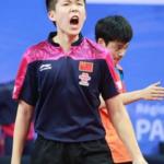 中国男子卓球選手(東京五輪代表)のメンバーは!?世界ランキングも!