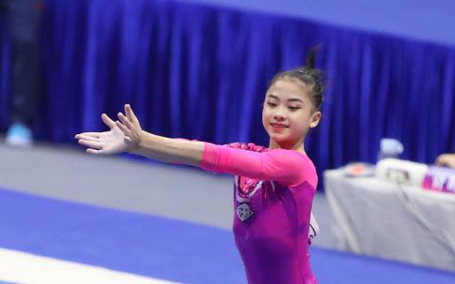 中国女子体操選手(東京五輪代表)のメンバーは!?主な成績も!
