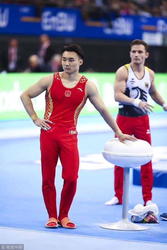 孫煒(スンウェイ)中国体操のwikiやプロフィールは?イケメン画像も!