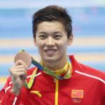 中国男子競泳選手(東京五輪代表)のメンバーは!?人気選手を紹介!