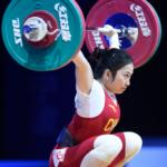 中国女子重量挙げ選手(東京五輪代表)のメンバーは!?有名選手まとめ!